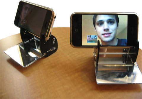 prototype iphone mirrors